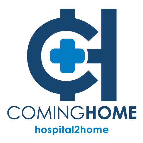 Coming Home - Hospital2home services logo